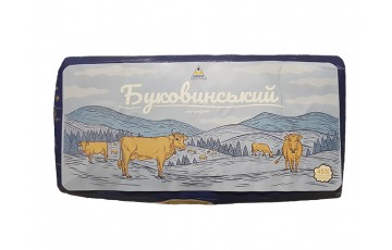 bukovinsky cheese GOST 5 kg Belozgar