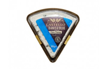 packaged cheese danish blue 100g