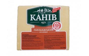 сыр голландский ГОСТ 2.5 кг Канев