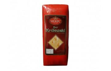 сыр королевский 4 кг Sierpc