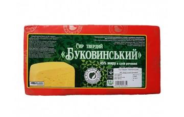 сыр буковинский ГОСТ 5 кг Молочный Визит