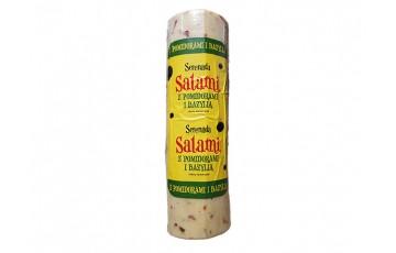 сыр салями со специями 1.5 кг Серенада